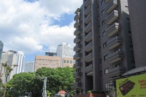 東建ニューハイツ西新宿の外観