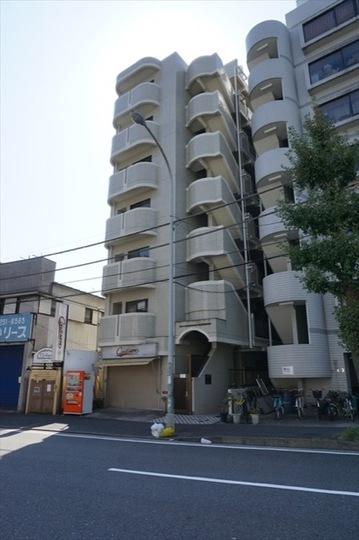 クリオ吉野町壱番館の外観