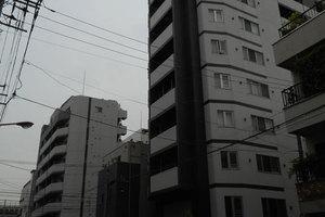 グランドコンシェルジュ錦糸町アジールコートの外観