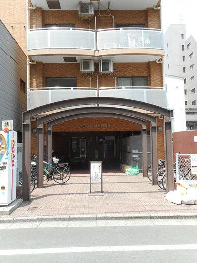 ダイアパレス錦糸町第3のエントランス