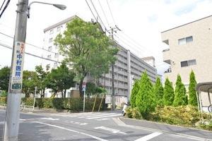 日商岩井新小岩マンションの外観