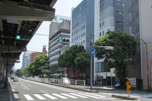 飯田橋ハイツの外観