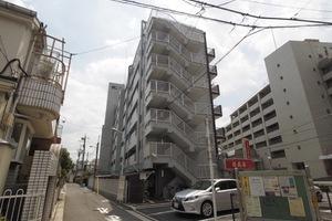 トキワ第1マンションの外観