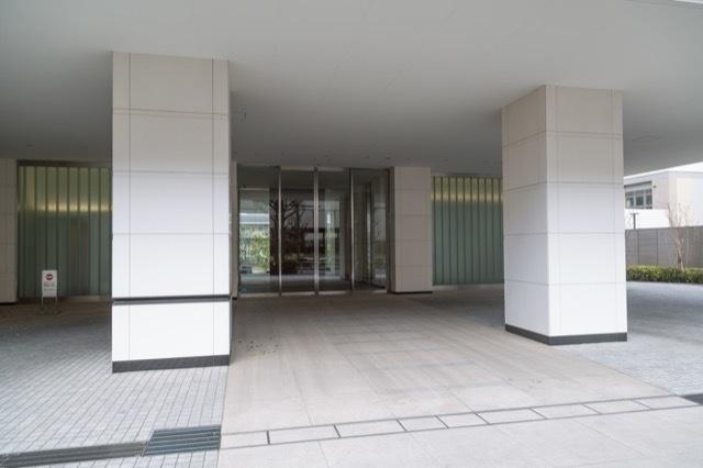 クラッシィハウス世田谷公園マスターズガーデンのエントランス