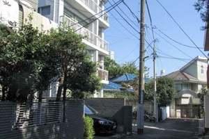 東中野第1マンションの外観