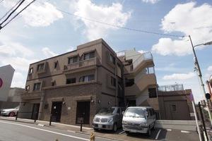 日神パレステージ東武練馬台東館の外観