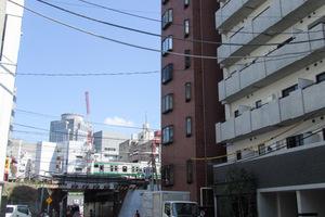 恵比寿富士蔵ハイツの外観