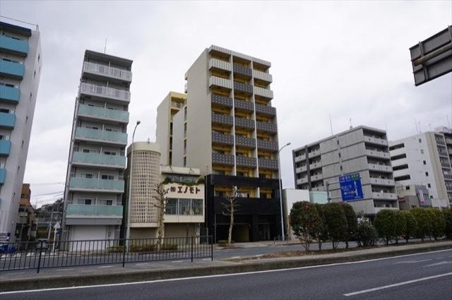 スパシエベルタ横浜の外観