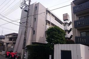 クリオ石川台1番館の外観
