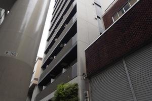 ジェノヴィア板橋本町駅前グリーンヴェールの外観