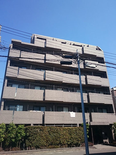 ルーブル多摩川弐番館