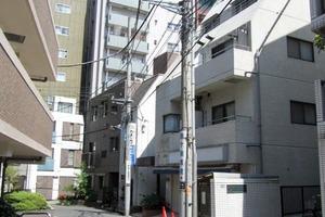 グランドール西新宿の外観