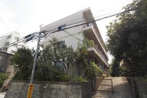 駒込マンション(文京区)の外観