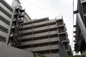 荻窪パークハウスの外観