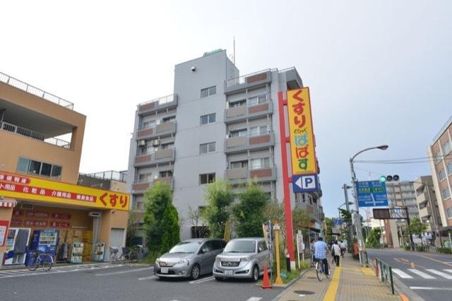サクラコーポ(江戸川区)の外観
