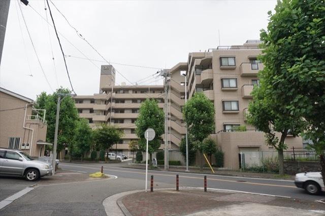 クリオ川崎3番館の外観