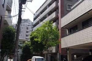 モンフォアイエ上野入谷の外観