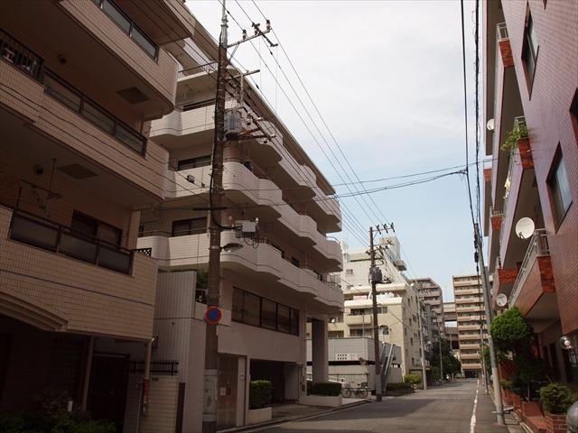 シルクハイム富岡の外観