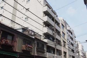 セブンスターマンション上野の外観