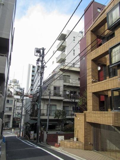 サンライズ渋谷の外観