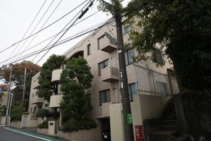 東松原シティハウスの外観