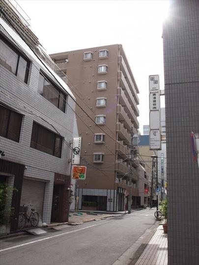 菱和パレス秋葉原駅前の外観