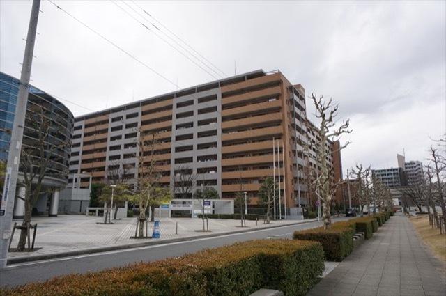 ベイステージ横浜432の外観