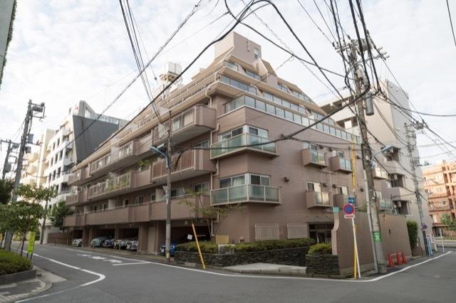 荻窪パークマンションの外観
