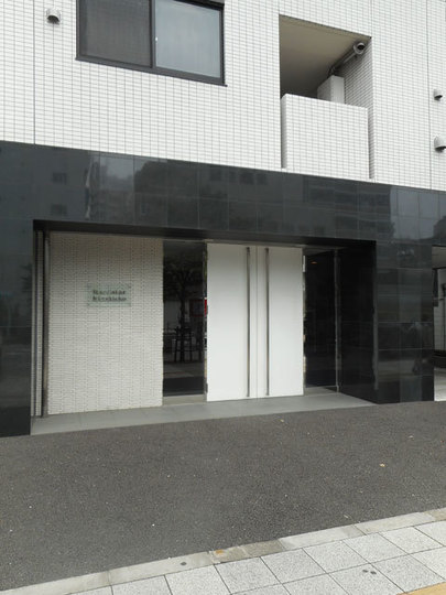 ラフィスタ錦糸町のエントランス