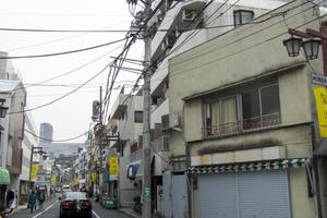 スカイコート渋谷の外観