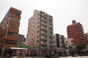 富岡大和マンションの外観