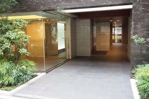 インプレスト東京八丁堀のエントランス