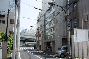 レッツ飯田橋の外観