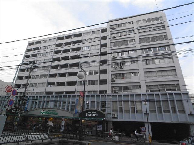 中央マンション(中野区)