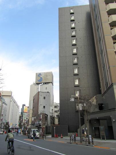 ガーラプレシャス渋谷の外観