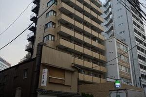 マートルコート三田の外観