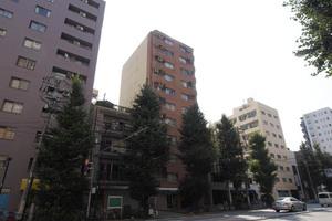 駒込サマリヤマンションの外観