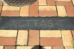 ACTTAS-TAの看板