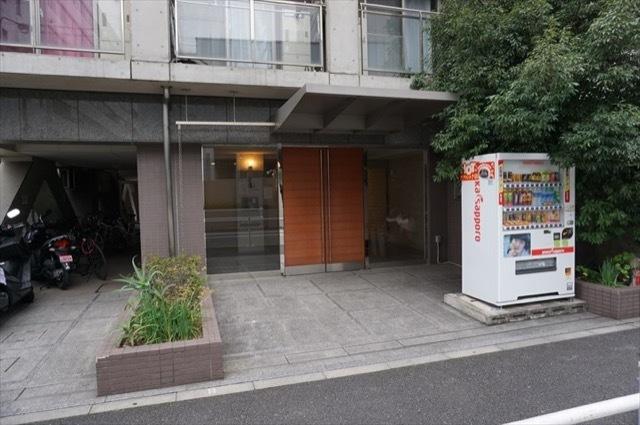 プレールドゥーク東京ベイのエントランス