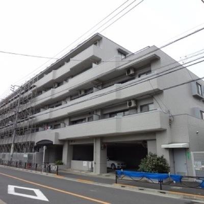 コスモお花茶屋1番館