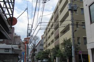 ディナスカーラ新宿の外観
