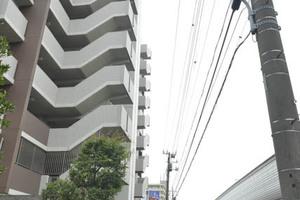 ライオンズスクエア篠崎の外観