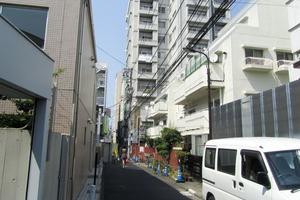 カーサビアンカ新宿の外観