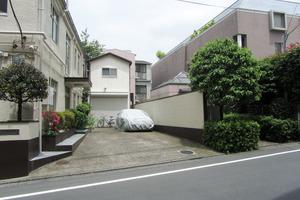 キュービックコート西早稲田の外観