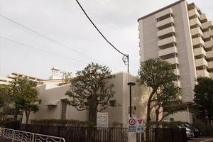 東砂3丁目ハイツ(1〜7号棟)の外観