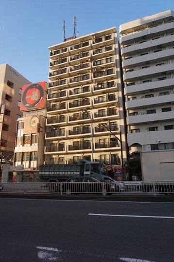GSプラザ桜木町駅前の外観