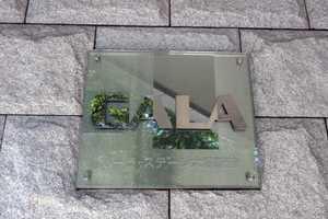 ガーラステージ大塚駅前の看板