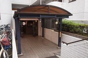 ワコーレ錦糸町2のエントランス