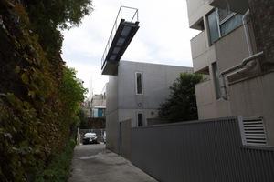 代田タウンハウスの外観