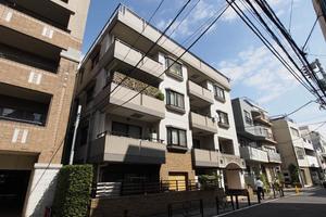フォレストコート本郷菊坂の外観
